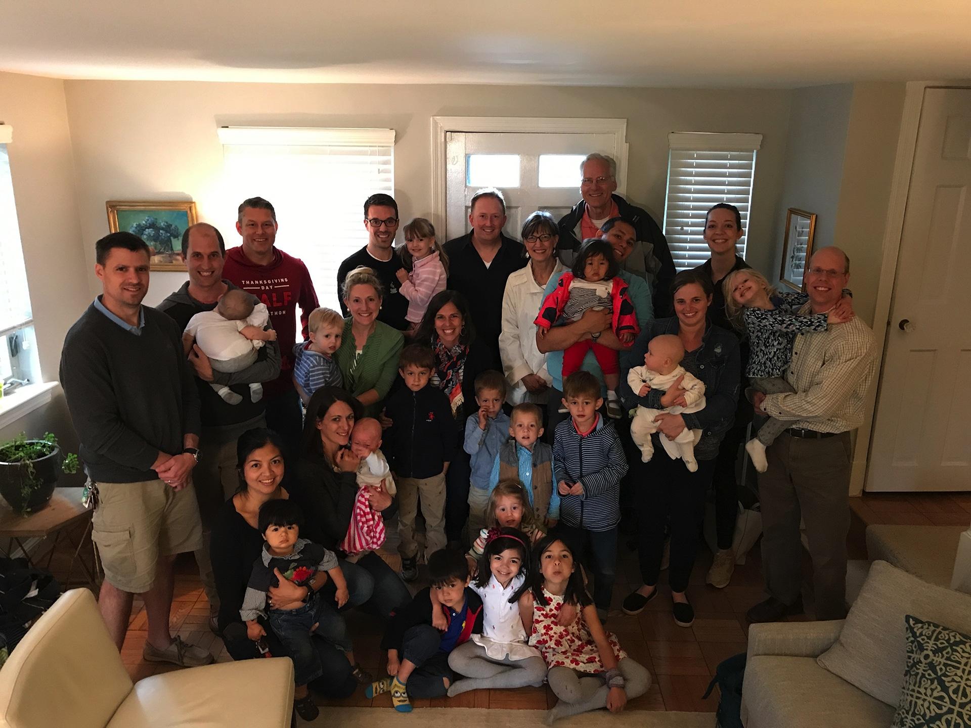 Church fellowship group